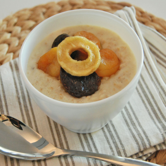 Steamed Fruit Compote