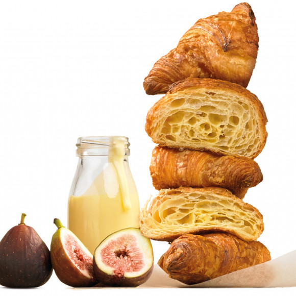 Croissant, Fig and Ricotta Bread Pudding