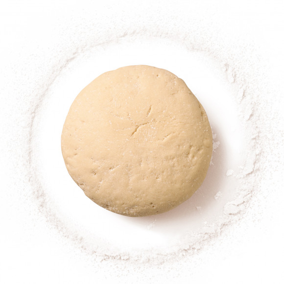 Gluten Free Pizza Dough - a quick and easy pizza dough recipe made with gluten free flour in the Breville Boss blender