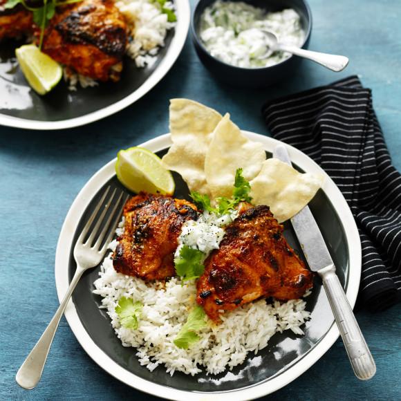 Easy Tandoori recipe