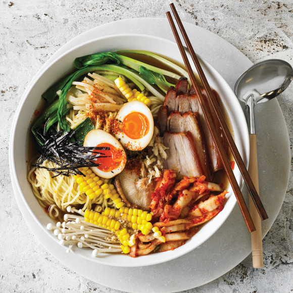 Best Ramen Noodle Soup Recipe
