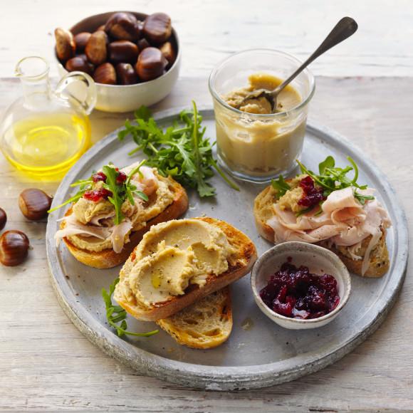 Chestnut butter recipe