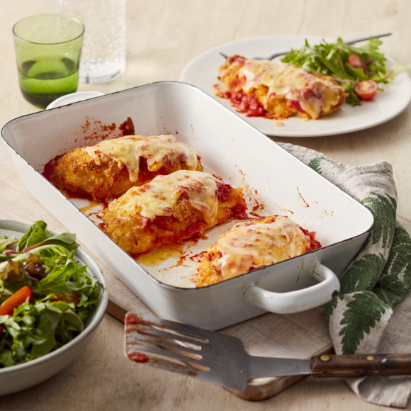 Best chicken parmigiana recipe