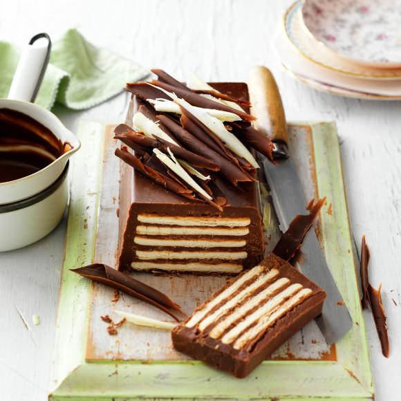 The Original Chocolate Biscuit Cake Recipe | myfoodbook ...