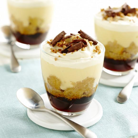 Individual Espresso Trifles