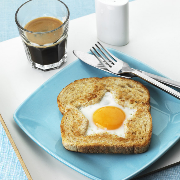 Fathers Day Breakfast in bed recipe