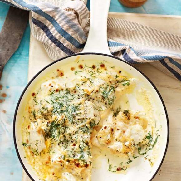 White Fish Omelette