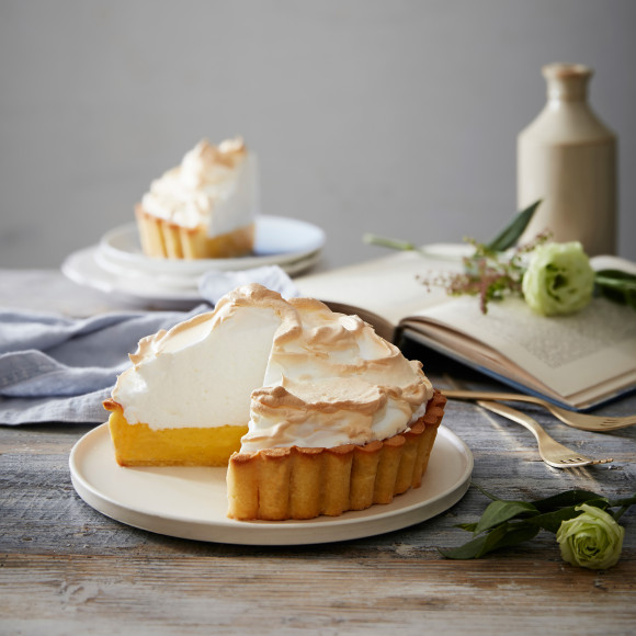 Fairy Lemon Meringue Pie