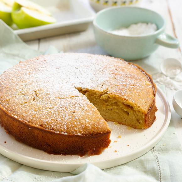 Healthy Apple Cake