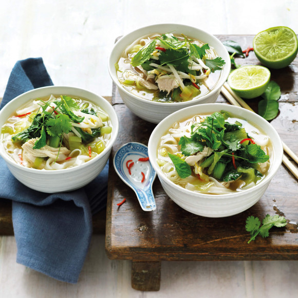 How to make hot and sour noodle soup