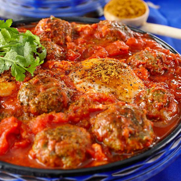 KitchenAid Lamb Kofta Tagine Recipe