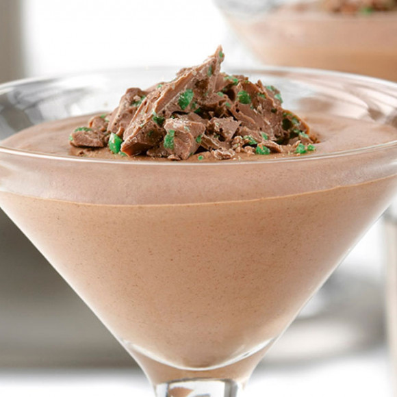Peppermint Chocolate Mousse Recipe by KitchenAid