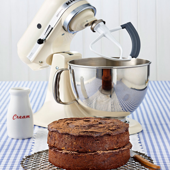 Kitchen Aid Recipes: Old Fashioned Chocolate Cake Recipe