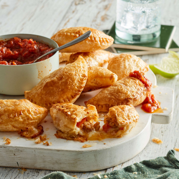 Mexican Chicken Empanadas recipe