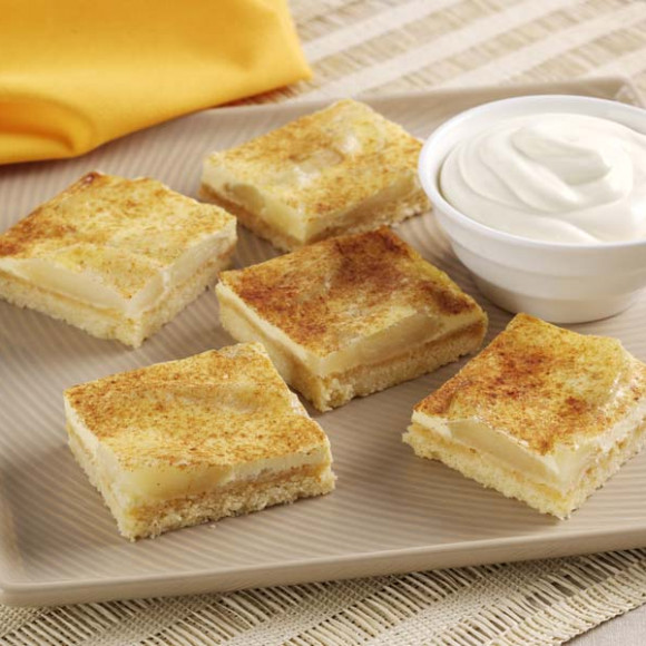 Apple Slice Recipe Myfoodbook