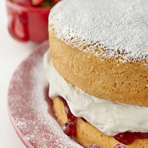 Kitchen Aid Recipes: Gluten Free Feather Light Sponge Recipe