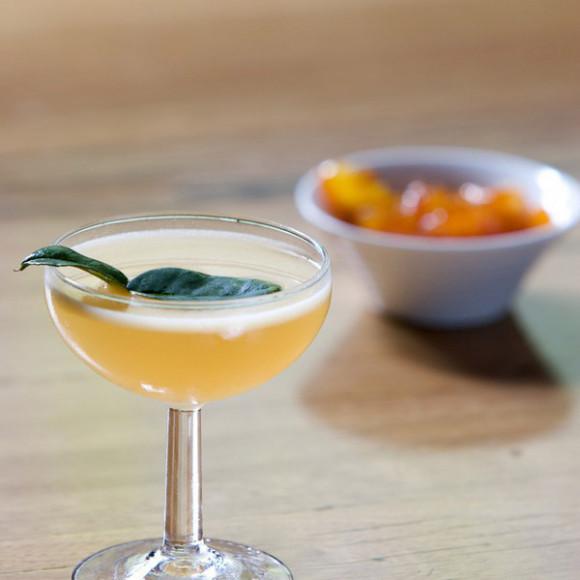 Marmalade Martini
