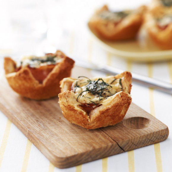 Egg and Ham Nests