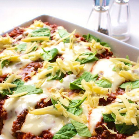 Beef & Vegetable Lasagne