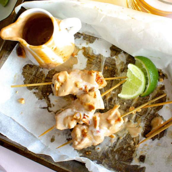 Megann's Summer Satay Sauce