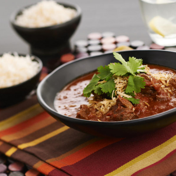 Coconut Beef Curry using Coconut Milk