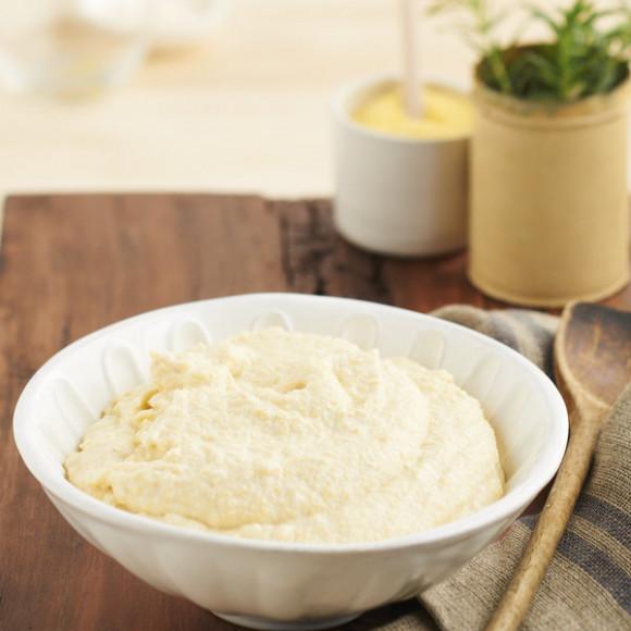 Creamy Polenta Recipe | myfoodbook