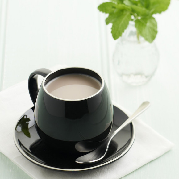 Hot Choc Mint Drink