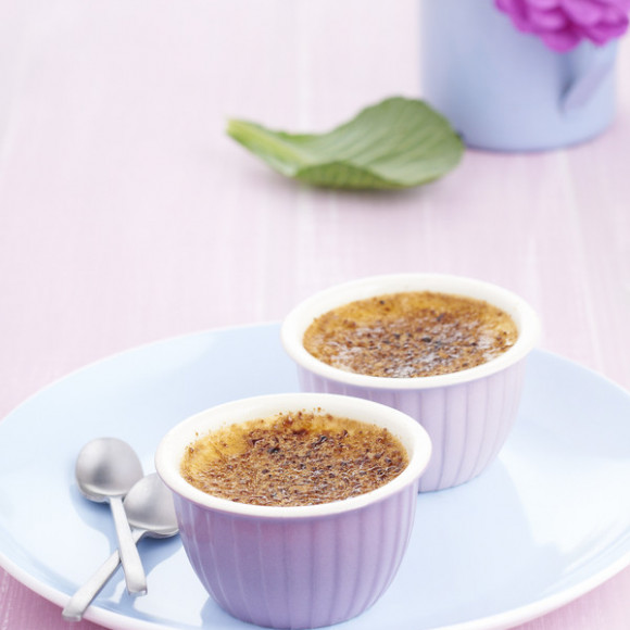 Vanilla and Orange Brulee