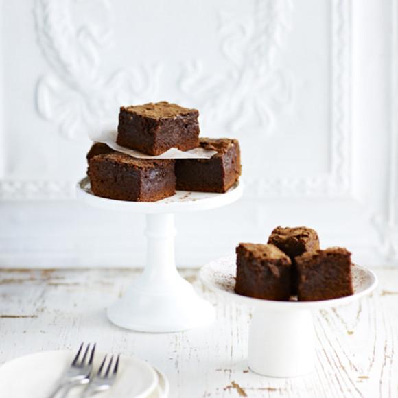 Chocolate Brownie Slice