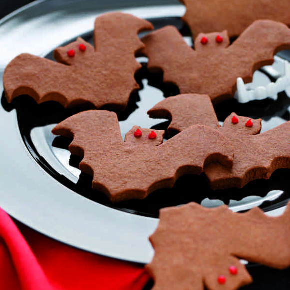 Chocolate Biscuit Bats