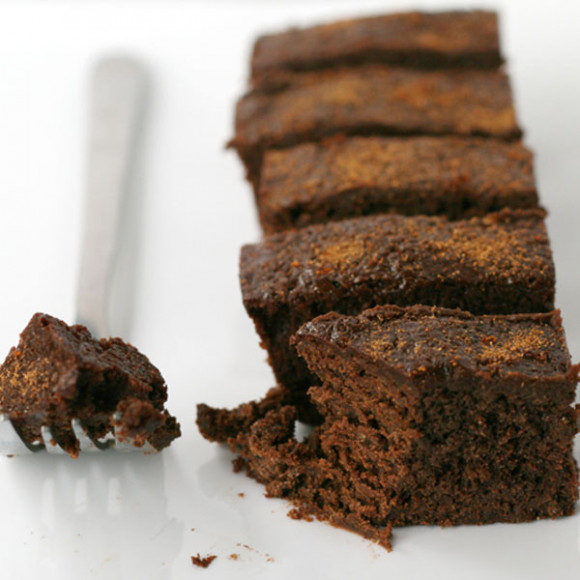 Chili Cinnamon Brownies