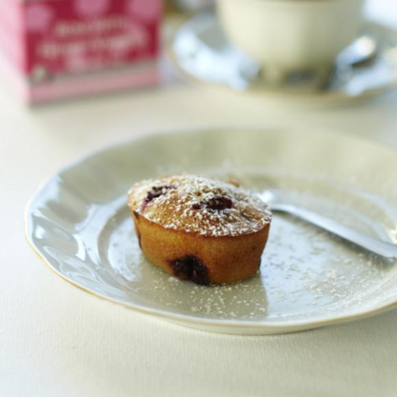 Rose & Vanilla Raspberry Friands