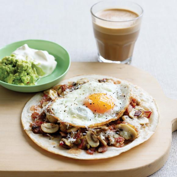 Breakfast Tortilla Recipe