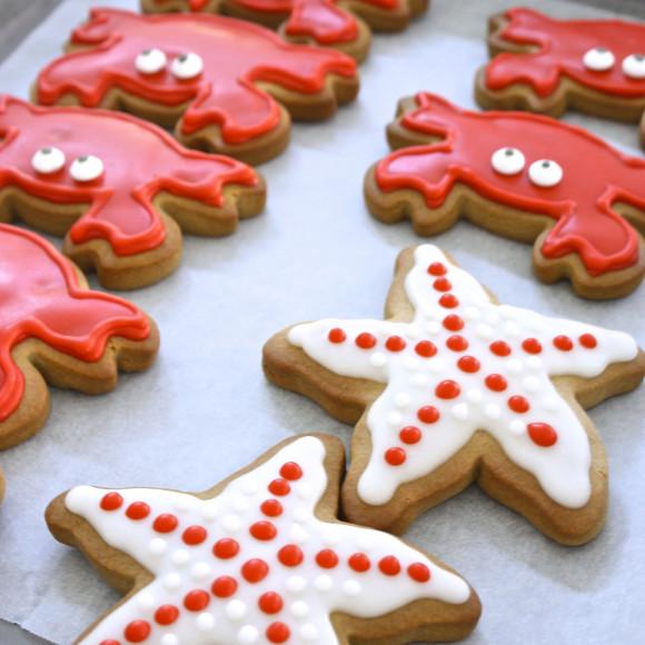 Megann's Vanilla Bean & Gingerbread Cookies