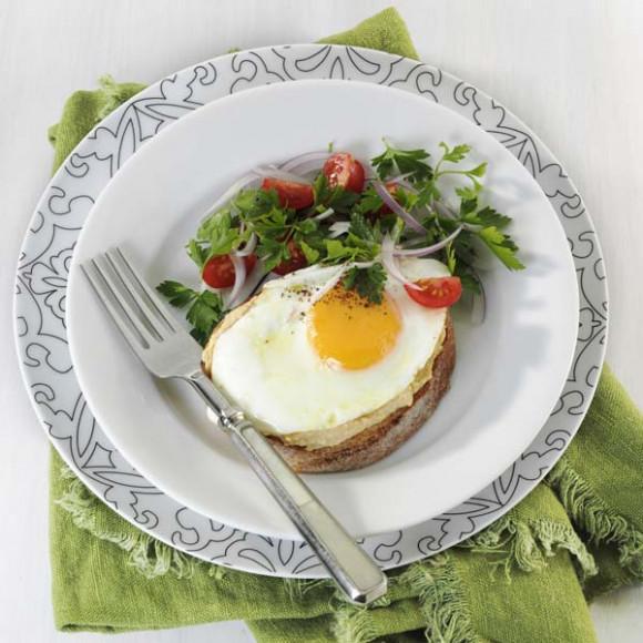 Tasty Tunisian Eggs