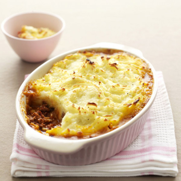 Cottage Pie with mushrooms