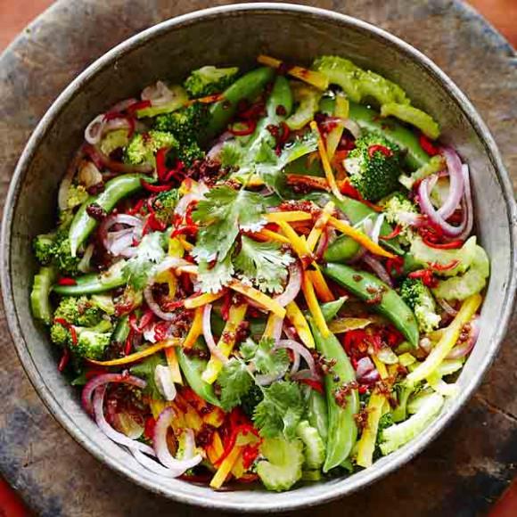 Vegetable Medley Stir Fry