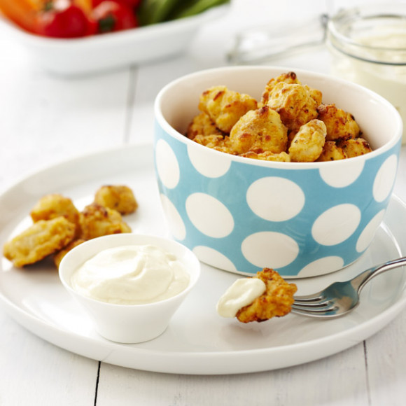 Homemade Popcorn Chicken Recipe