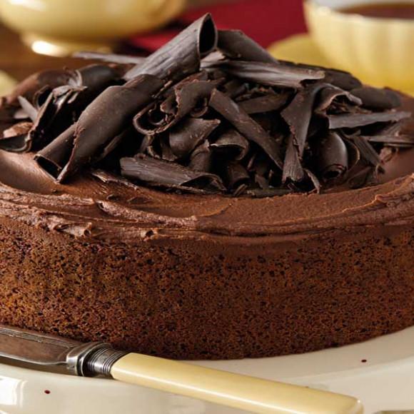 The Original One Bowl Chocolate Cake