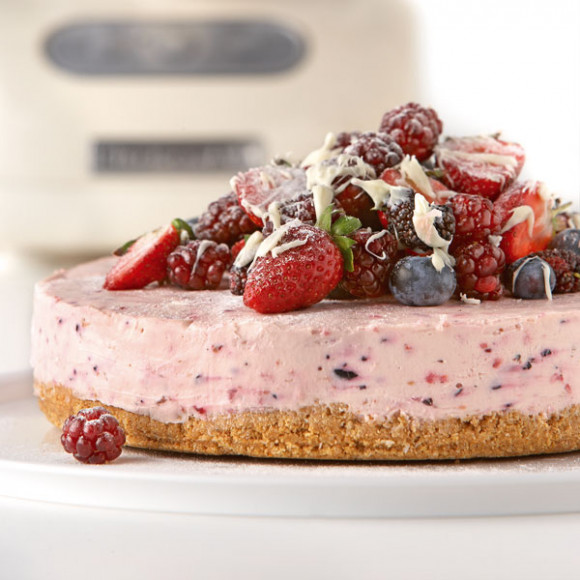 Christmas Cheesecake Recipe Myfoodbook Add This