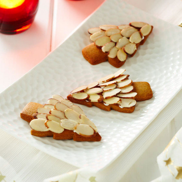 Almond and gingerbread trees