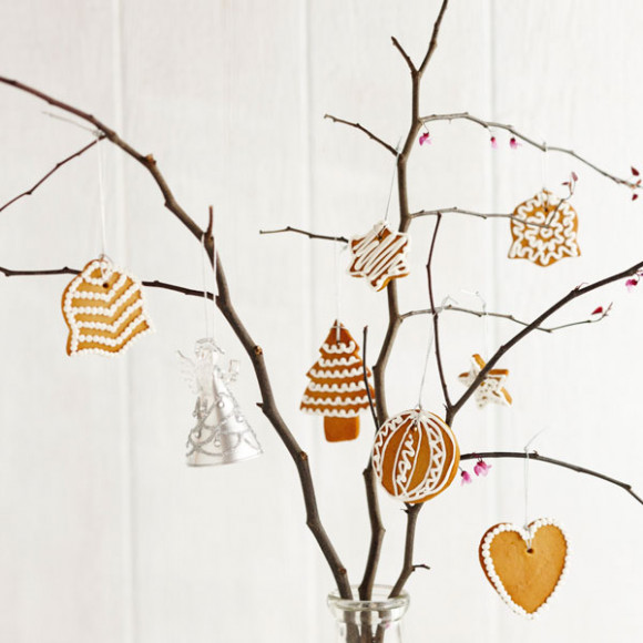 Gingerbread Tree Decorations