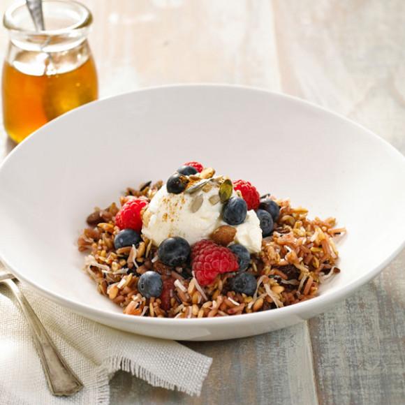 Rice Plus Super Breakfast