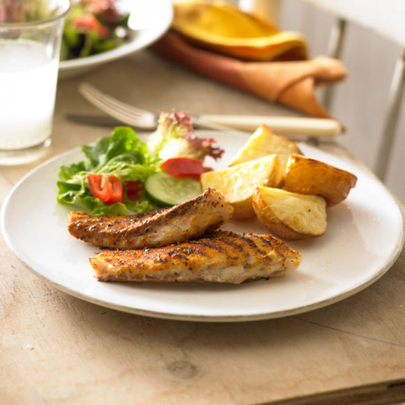 BBQ Oz-spiced Fish