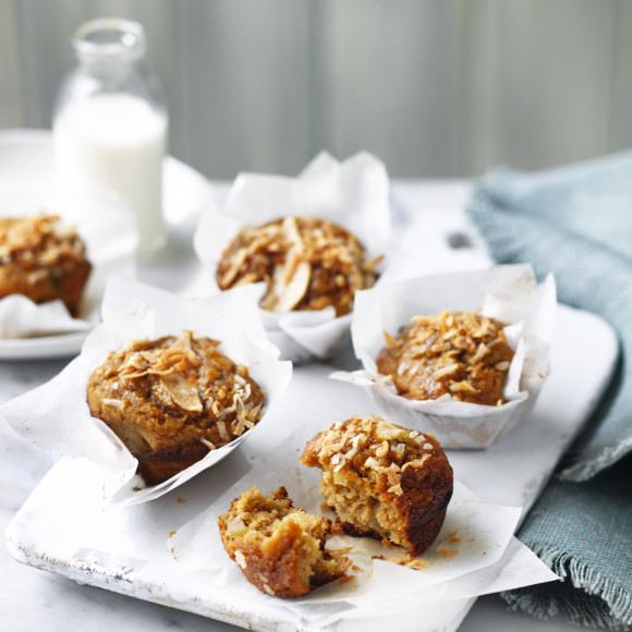 Pear and Coconut Muffin Recipe