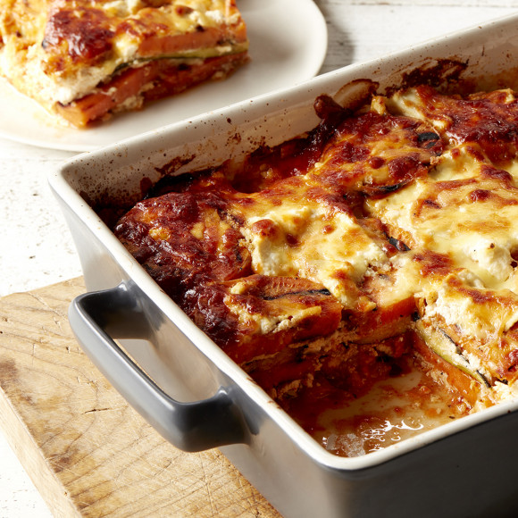 Zucchini And Sweet Potato Lasagne Recipe Myfoodbook The Best Sweet Potato Lasagne