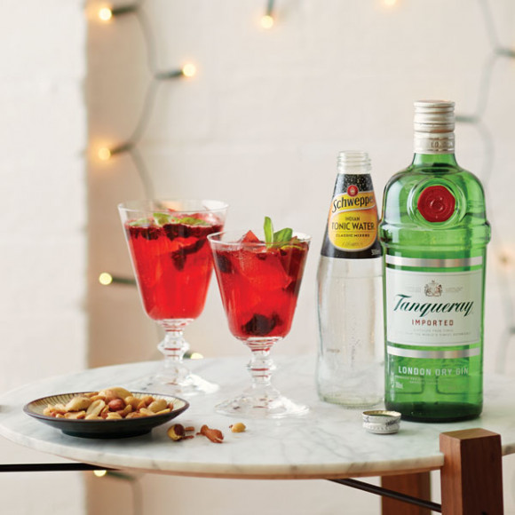 Tanqueray Gin Cocktail Recipe