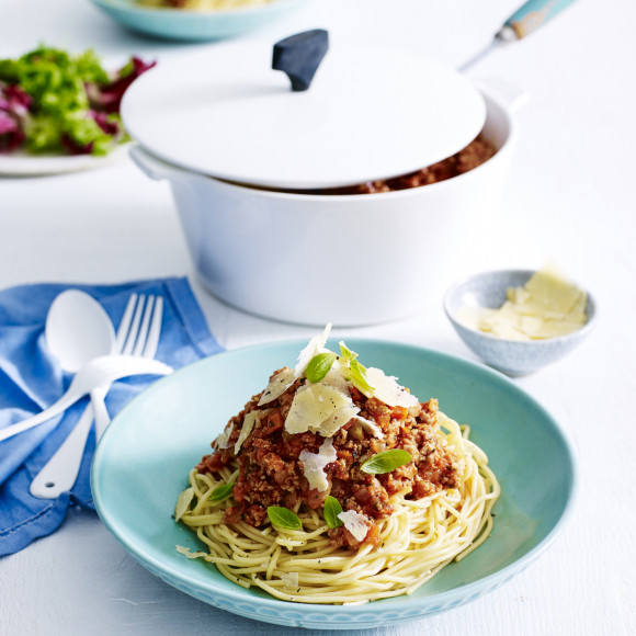 Turkey Bolognese recipe
