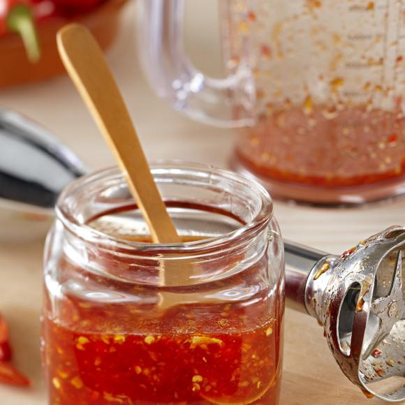 Sweet Hot Chilli Sauce Recipe Myfoodbook