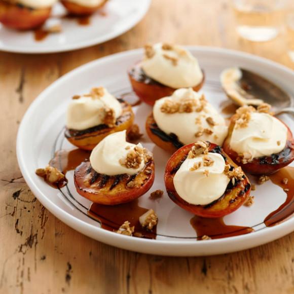 Creative fruit and nut dessert idea